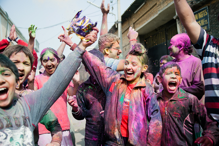 Happy Holi | Great Hospitality in India