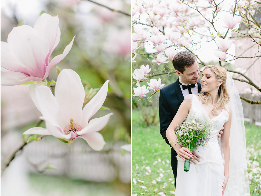 Summer Wedding Season Kick off | Christina and Florian