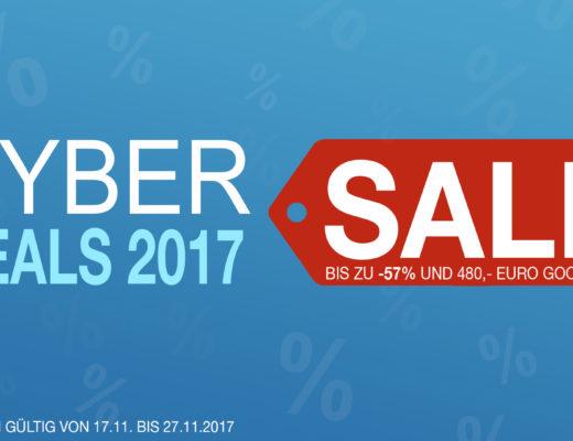 beste cyber deals 2017